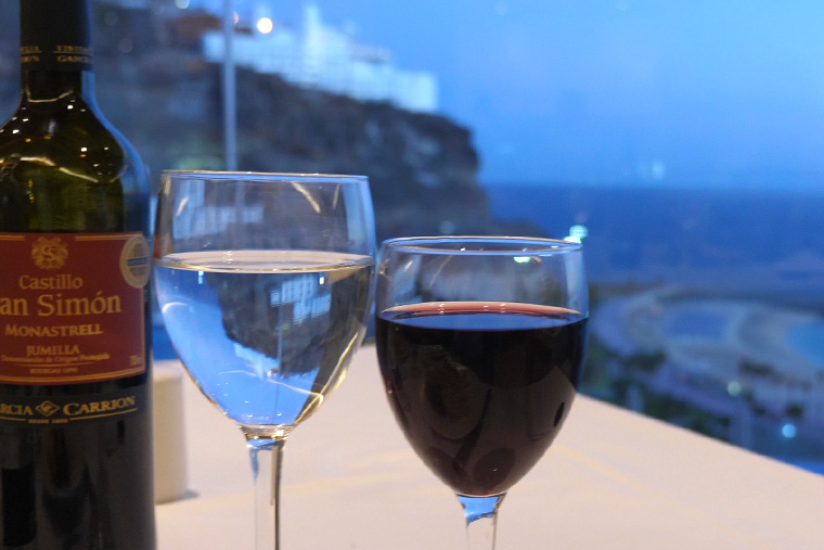 Spanish wine gran canaria