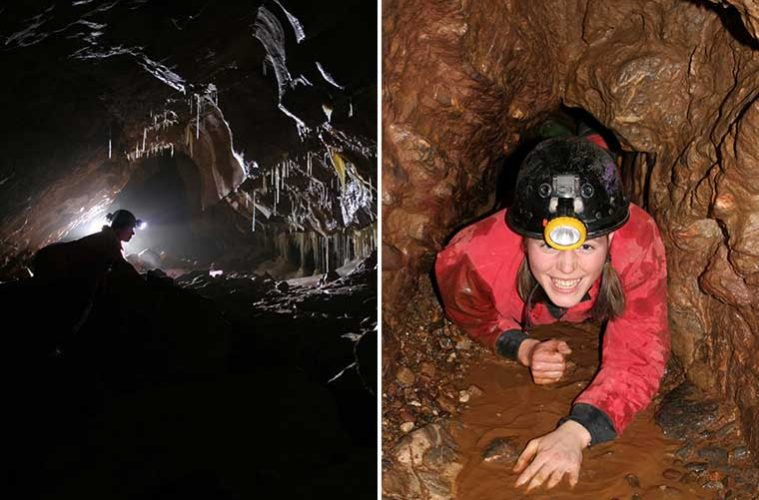 beginner's guide to caving