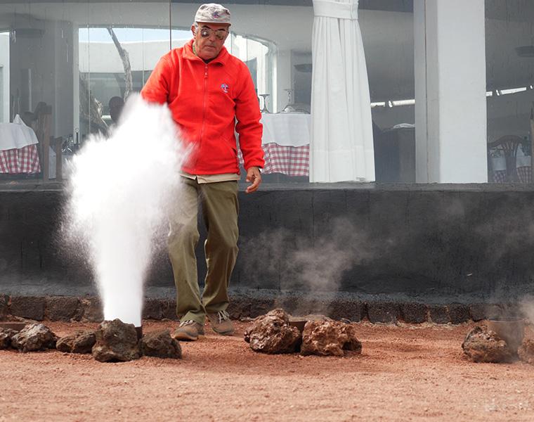 Geezer Lanzarote Volcano