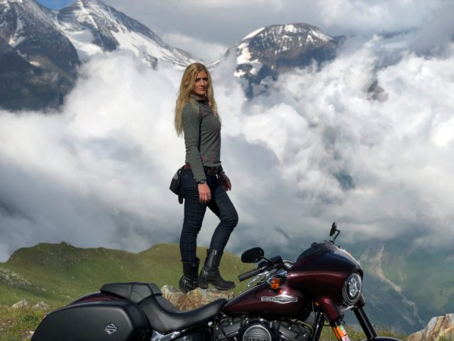 Vanessa Ruck On Top of The World