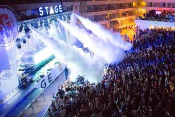 BH Mallorca Stage
