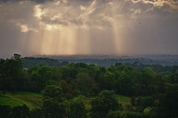 England Sky