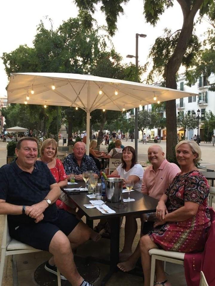 Cruise Hard Rock Cafe, Ibiza Old Town
