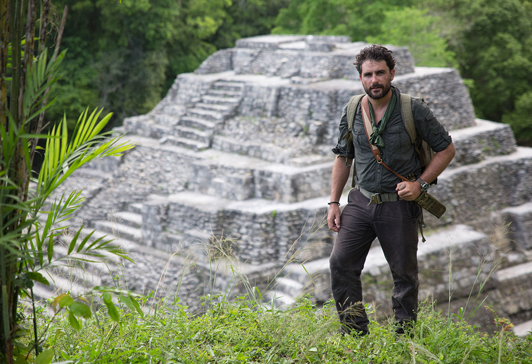 Levison Wood photo credit: Simon Buxton
