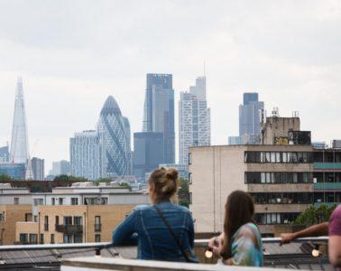 London rooftop bars