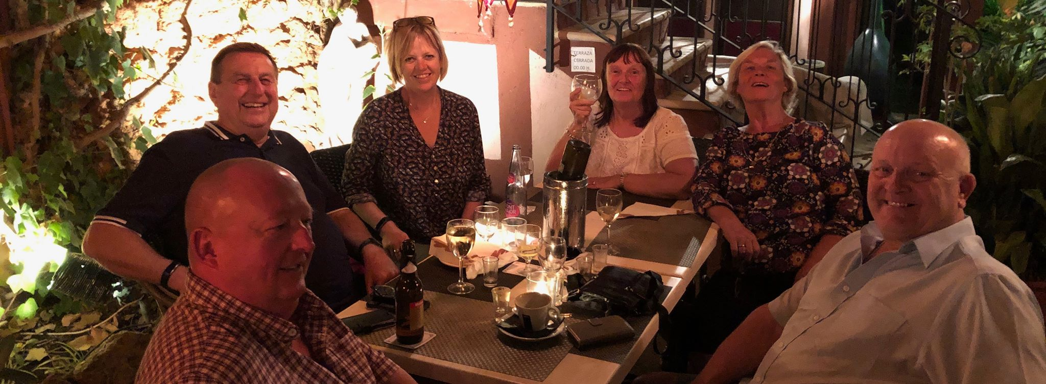 Cruise Meal in Mallorca