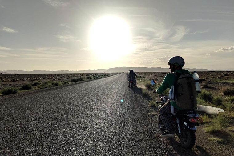 Monkey Run adventure - Peru