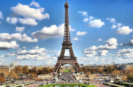 Paris Holiday Competition