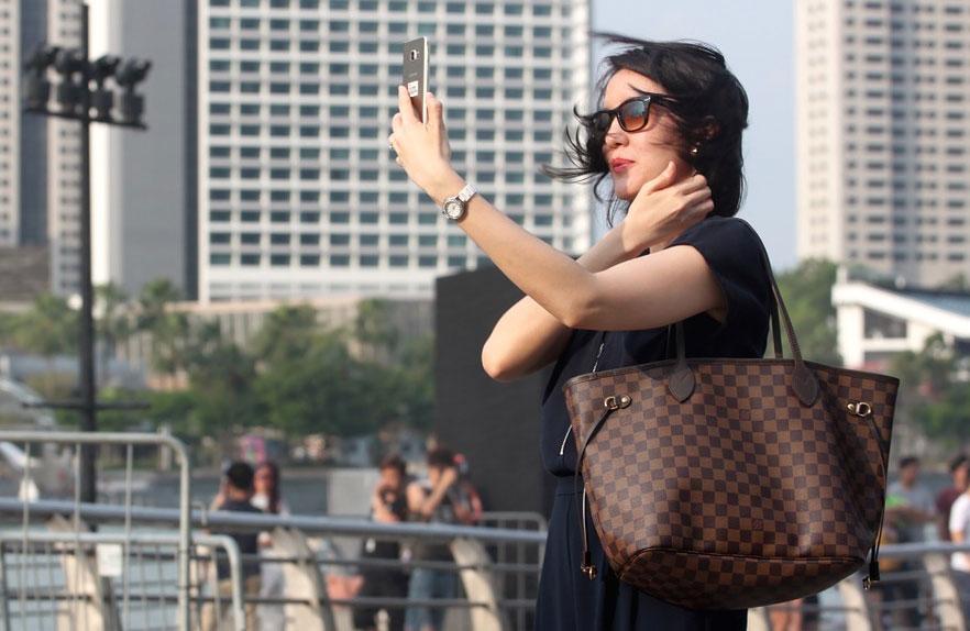 Selfies Instagram