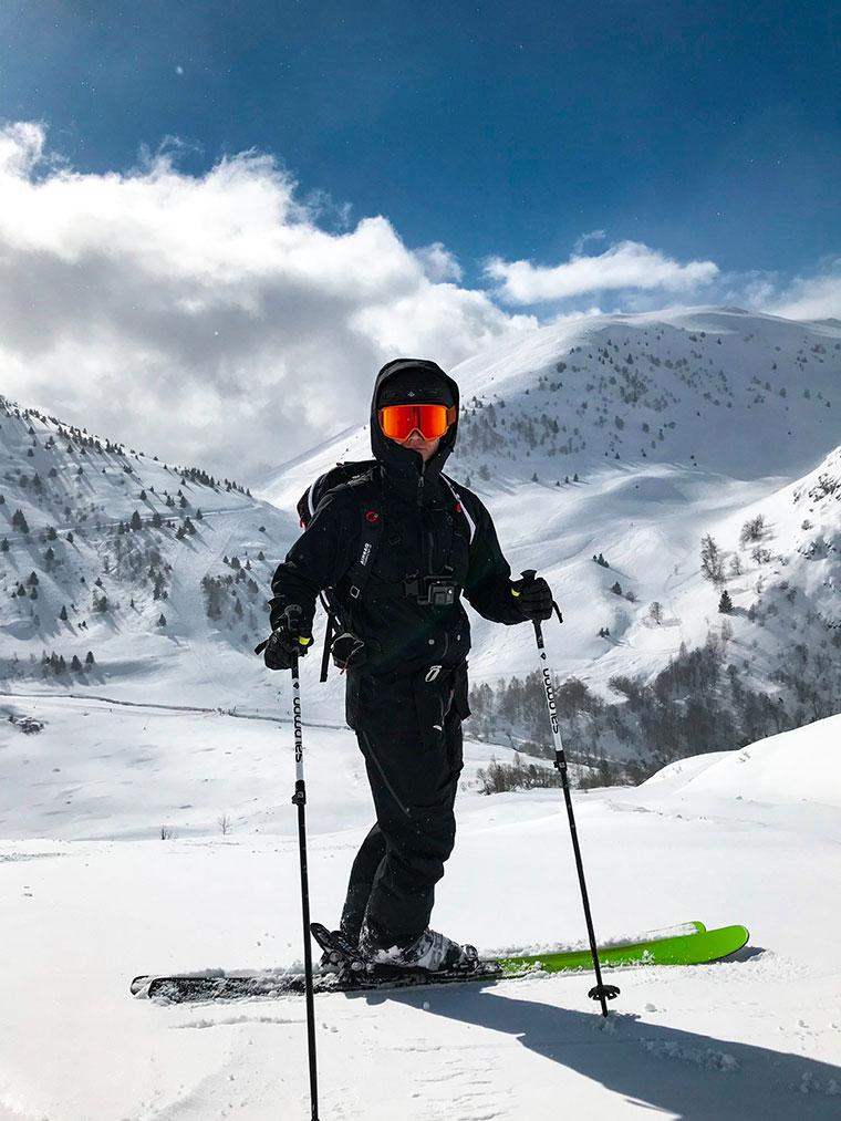 Skiing Trip