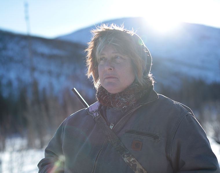 Sue Aikens Life Below Zero - Netflix