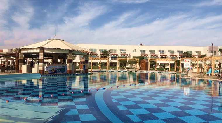Sunrise Crystal Bay Resort Hurghada Egypt