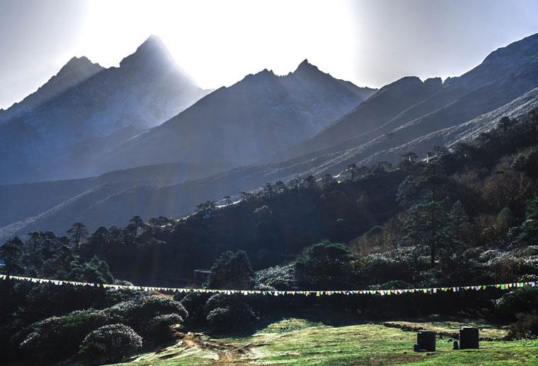 Tengboche Nepal Hike