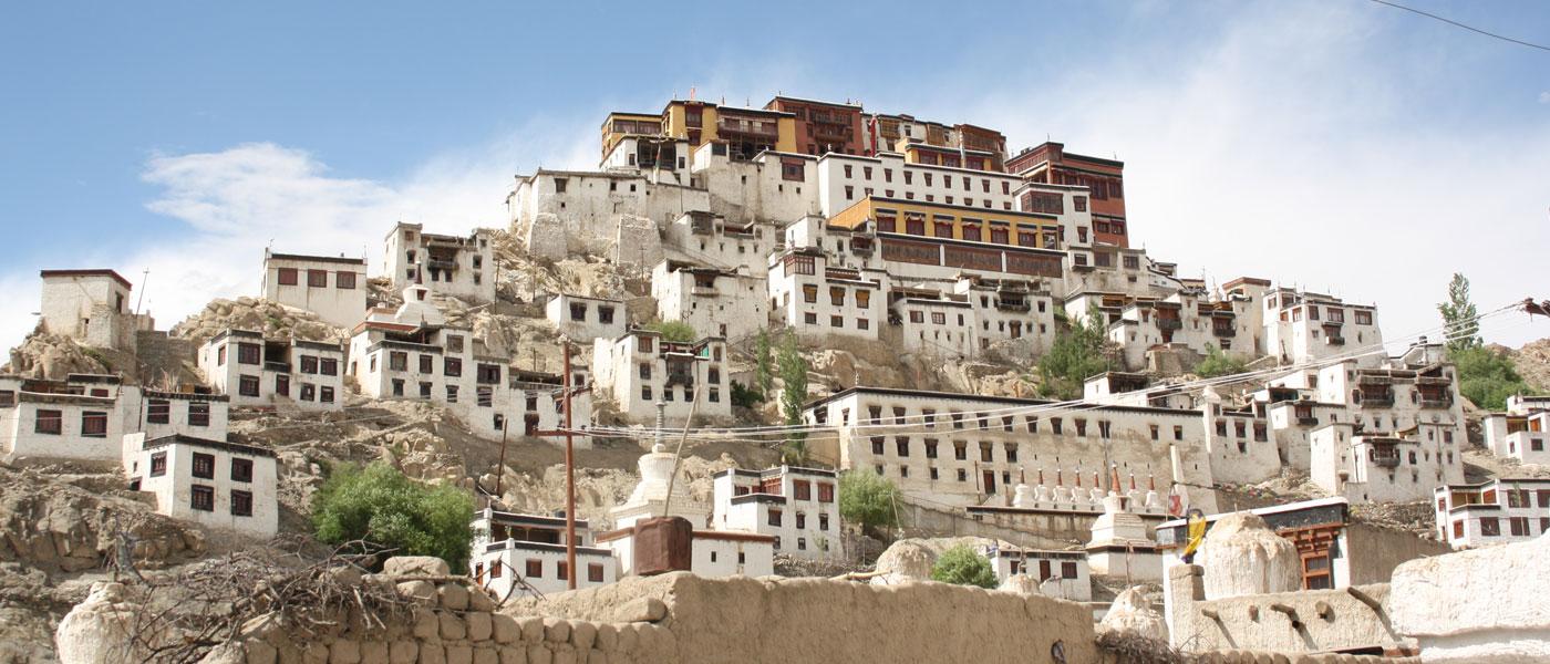 Thiksey Monastery monasteries