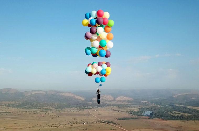 Tom Morgan - Air Race - Adventure