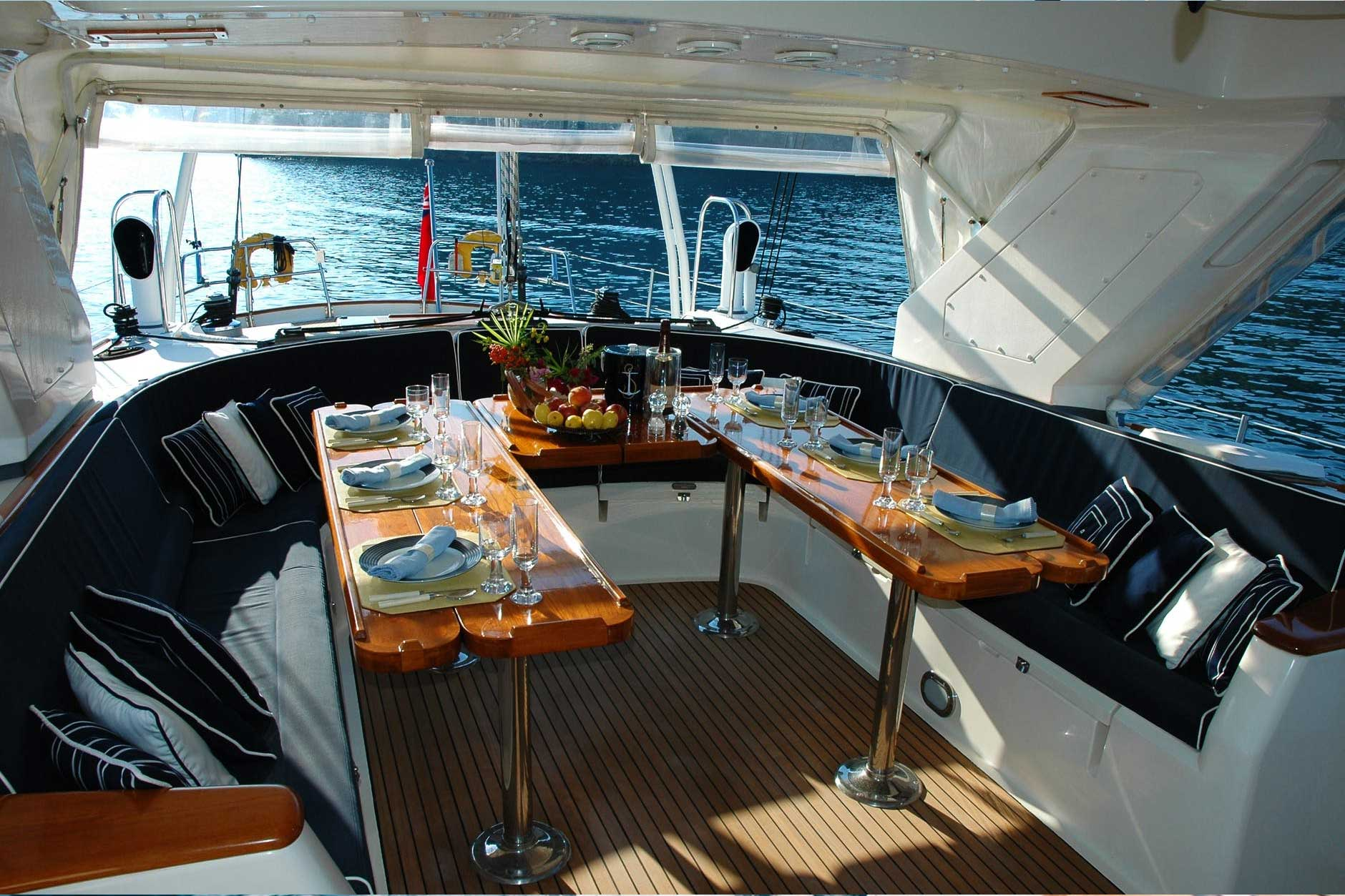 Yacht Chartering