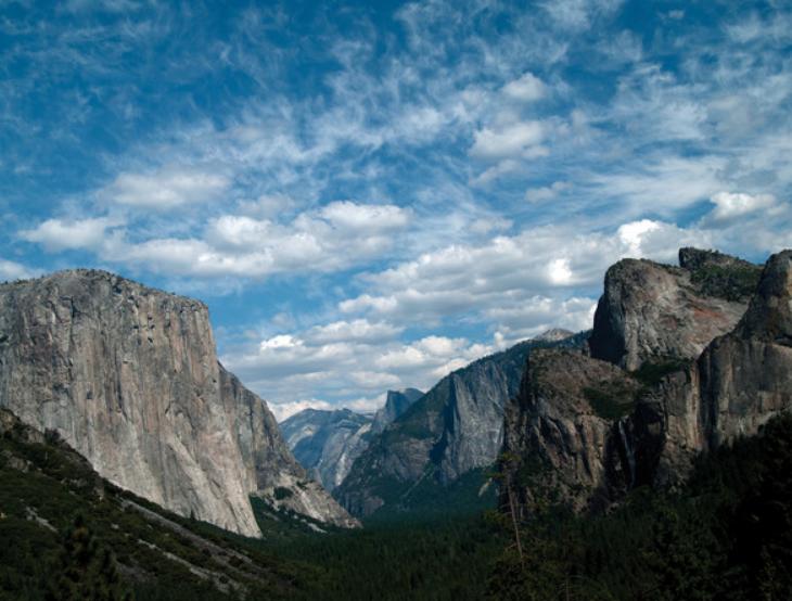 Road Trip Yosemite
