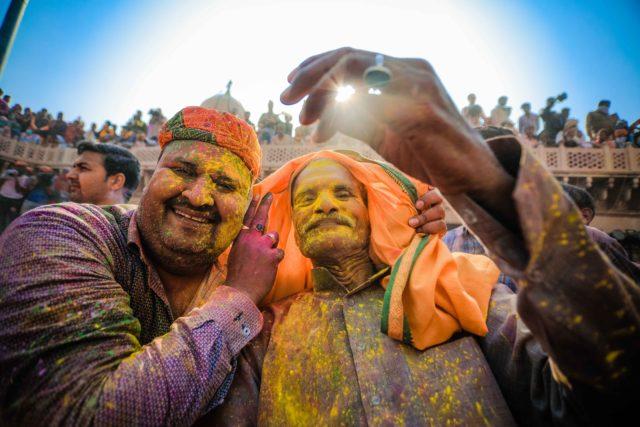 Holi Festival of Light Duo