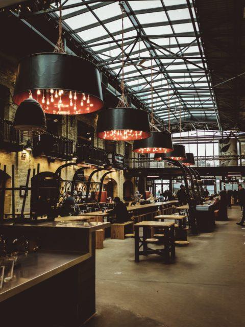 Forks Market Winnipeg