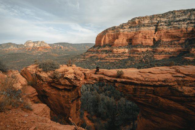 Devil's Bridge Trail Arizona Sedona World Travel