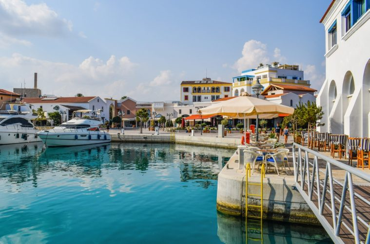 Limassol City, Akrotiri Bay   Cyprus