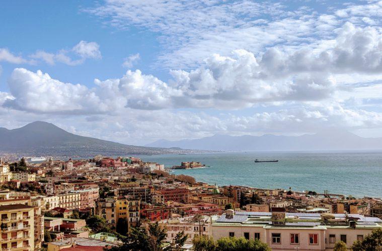 Naples city | Pompeii