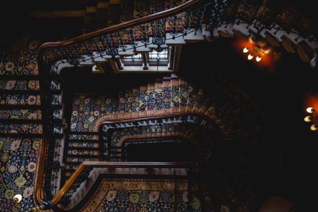 Halloween hotel haunted hotels