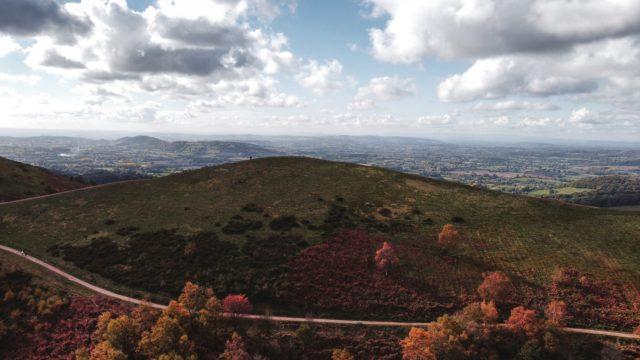 the malvern hills uk