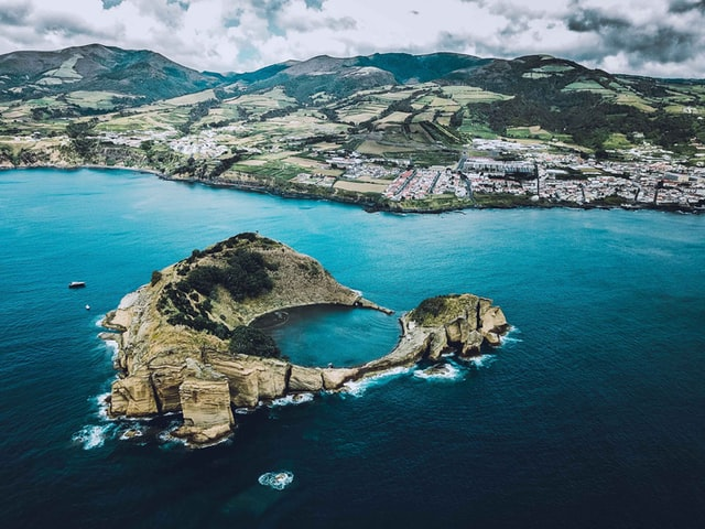 The Azores   Portugal