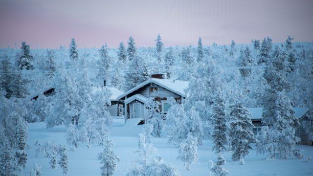 Saariselka Finland