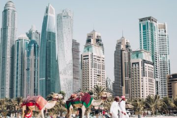 Dubai | Travel | Staycation | Average Temperature