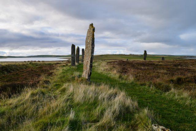 The Orkney Islands Standing Stones