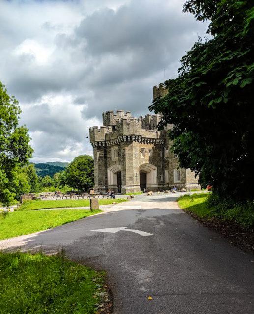Low Wray Castle