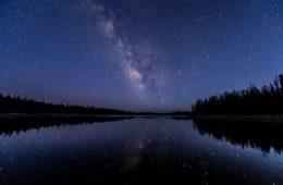 stargazing south downs national trust park