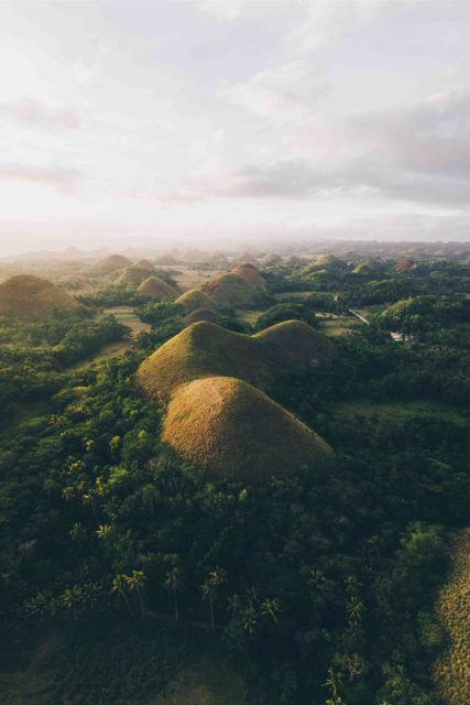 Chocolate Hills Cebu