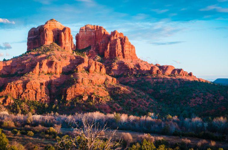 world travel Sedona Arizona
