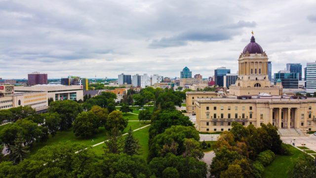 Winnipeg Legislature Building