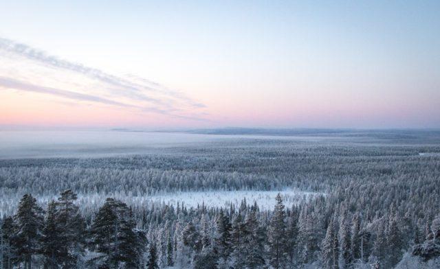 saariselka lapland finland