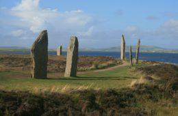 orkney islands kirkwall scottish holiday