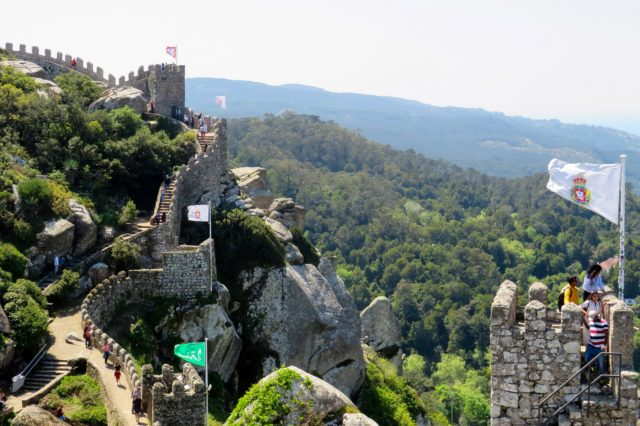 Sintra Romantic Holidays Portugal