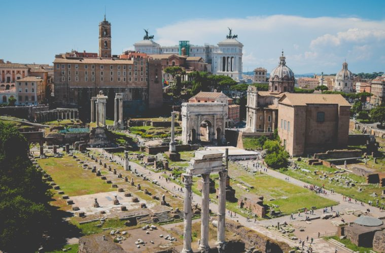 Lesser-known Rome travel websites attractions
