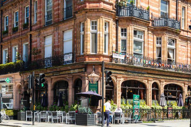 london luxury travel weekend getaway