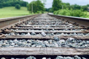 UK Train Travel Rail Line