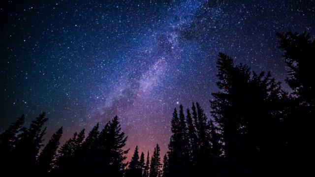 stargazing milky way
