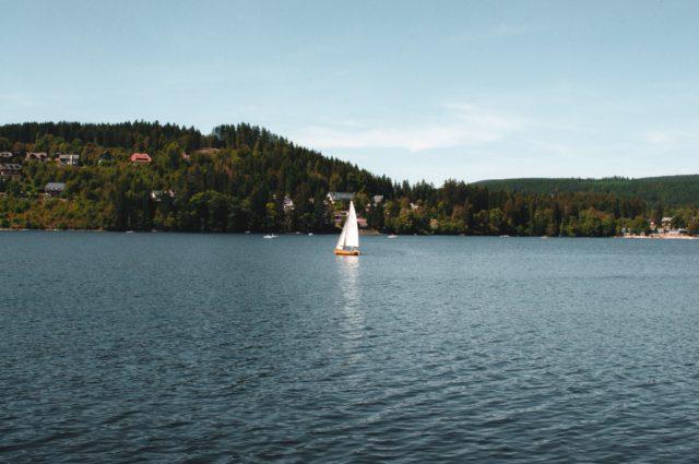 Lake Titisee Sailing