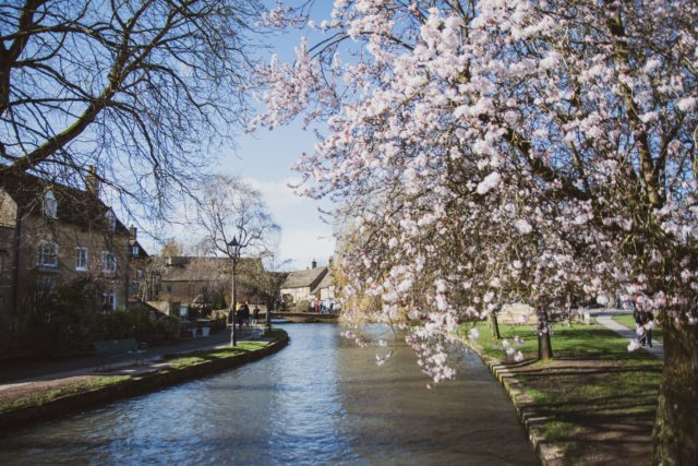The Cotswolds Great Britain