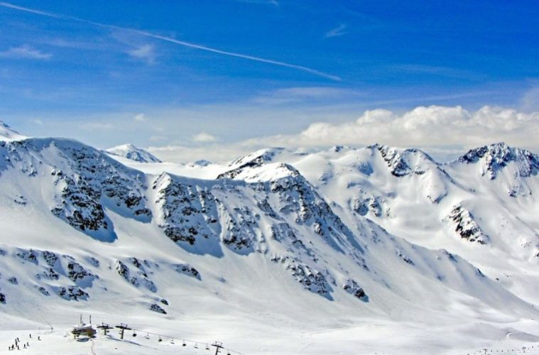 Skiing Locations